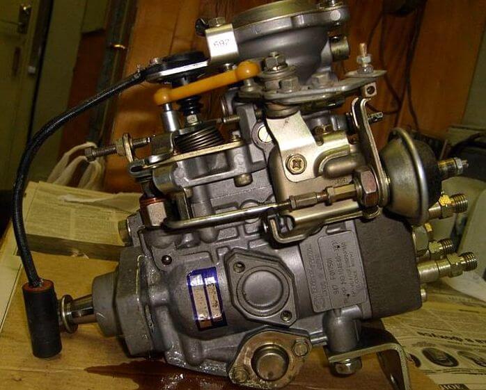 Ремонт насосов Bosch VE